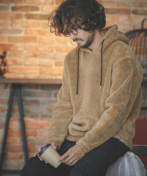 かわいい! 【セール】mpa1822-Boa Pullover パーカー(MADE Pullover Parka パーカー(MADE IN JAPAN)(パーカー) Parka|ANGENEHM(アンゲネーム)のファッション通販, コシノムラ:cb3cf1e4 --- skoda-tmn.ru