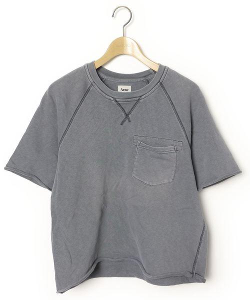 c93414fa6252 ブランド古着】半袖Tシャツ(Tシャツ/カットソー)|Acne Studios ...