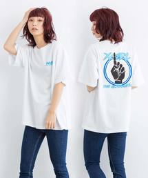 X-girl(エックスガール)の【WEB限定】THE ONE S/S MENS TEE EC(Tシャツ/カットソー)