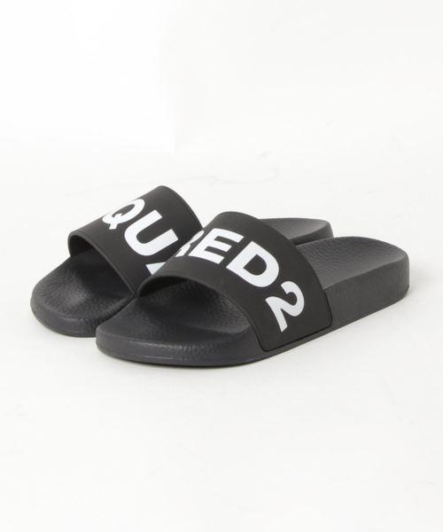 【新品】 SLIDE SANDAL SANDAL/DUNE/DUNE Dsquared2/0191(サンダル)|DSQUARED2(ディースクエアード)のファッション通販, ツルギマチ:05f72566 --- skoda-tmn.ru