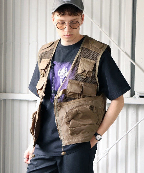 【ROTHCO/ロスコ】TACTICAL RECON VEST