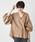 GALLARDAGALANTE(ガリャルダガランテ)の「ボリュームスリーブブラウス【オンラインストア限定商品】(シャツ/ブラウス)」|詳細画像