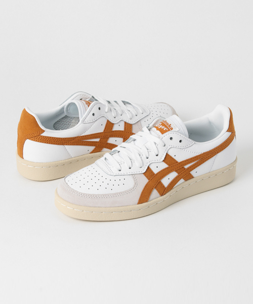 sports shoes 8f0f5 c473f Onitsuka Tiger GSM (WHITE/HONEY GINGER)