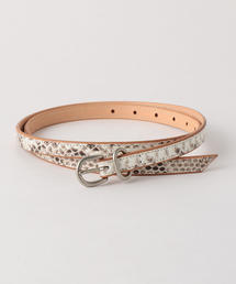 Hender Scheme(エンダー スキーマ) python tail belt