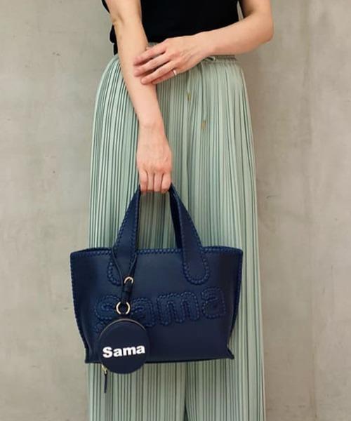 104158997d75 Samantha Thavasa(サマンサタバサ)の【雑誌掲載】サマタバトートバッグ 小