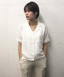 COLONY 2139(コロニー トゥーワンスリーナイン)の開襟前開きシャツ(シャツ/ブラウス)