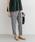 URBAN RESEARCH DOORS(アーバンリサーチドアーズ)の「ストレッチテーパードイージーパンツ(パンツ)」|グレー