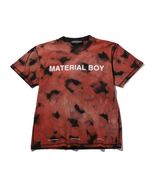 <UNITED STANDARD> MATERIAL TEE/Tシャツ
