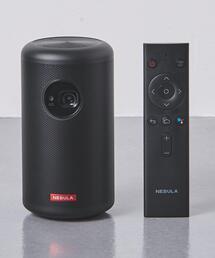 【WEB限定】<Nebula(ネビュラ)>Nebula Capsule ll (Android TV搭載 モバイルプロジェクター)■■■†