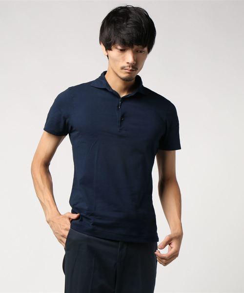 人気満点 George three ジョージ/ メンズ,three ポロシャツ(ポロシャツ)|three/ dots(スリードッツ)のファッション通販, キタミシ:9d691f15 --- skoda-tmn.ru