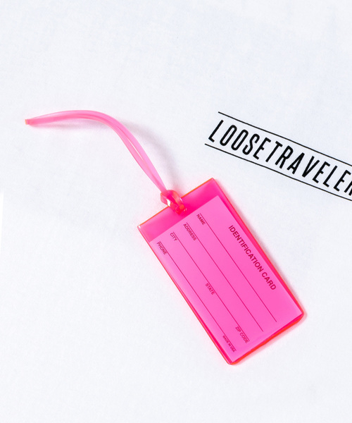 LOOSE TRAVELER KEEP DANCE LONG-SLEEVE T-SHIRTS