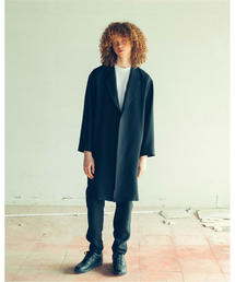 UNITED ARROWS & SONS by DAISUKE OBANA PE CHESTER COAT 19SS†