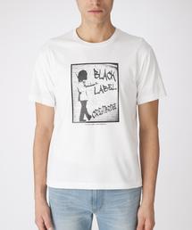 BLACK LABEL CRESTBRIDGE(ブラックレーベル・クレストブリッジ)のショーディッチフォトグラフT(Tシャツ/カットソー)