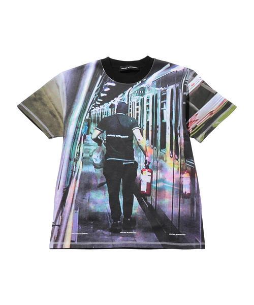 <UNITED STANDARD> SUBWAY TEE/Tシャツ