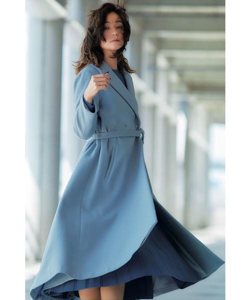 人気アイテム バックボリュームコート(ステンカラーコート) Mystrada(マイストラーダ)のファッション通販, 靴下の三笠:00b7e5ff --- 5613dcaibao.eu.org