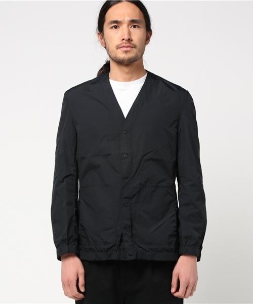 超人気の 【セール】NYLON COLLARLESS/ BLOUSON/ ナイロンノーカラーブルゾン(ブルゾン) HAMNETT|KATHARINE HAMNETT HAMNETT LONDON (キャサリンハムネットロンドン)のファッション通販, ナカマチ:281b0f95 --- blog.buypower.ng