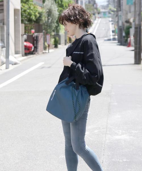【CONVERSE/コンバース】packable 2way bag/パッカブル2WAYバッグ