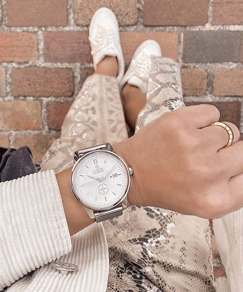 当社の LOBOR ロバー NEW YORK MESH NEW ニューヨーク MESH 腕時計(腕時計)|LOBOR(ロバー)のファッション通販, 自転車専門店 Loic:599847ee --- heimat-trachtenbote.de