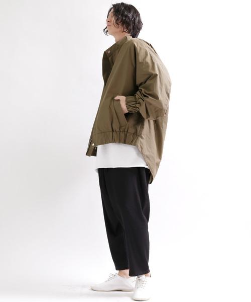 【在庫有】 ノーカラージャケット, ARS'ONLINE f6ec0af1