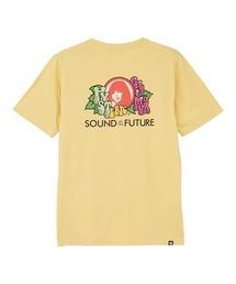 SOUND OF THE FUTURE ポケット付きTシャツイエロー