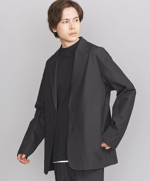 BY KOMATSU PACK 2ボタン リラックスシルエット ジャケット 【セットアップ対応】