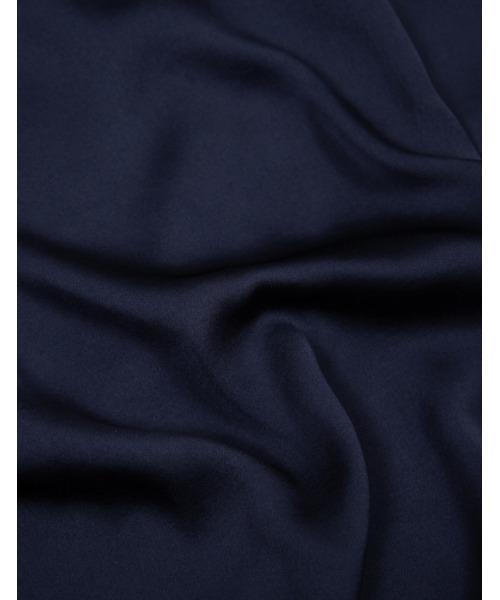 SLEEPY SLEEPY(スリーピースリーピー)の「ヴィンテージサテンパジャマ長袖&ロングパンツ/セット【ペアパジャマ/限定BOX付】(ルームウェア/パジャマ)」 詳細画像