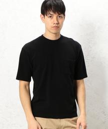 STD GLR 吊り鹿の子パイル Tシャツ ◆