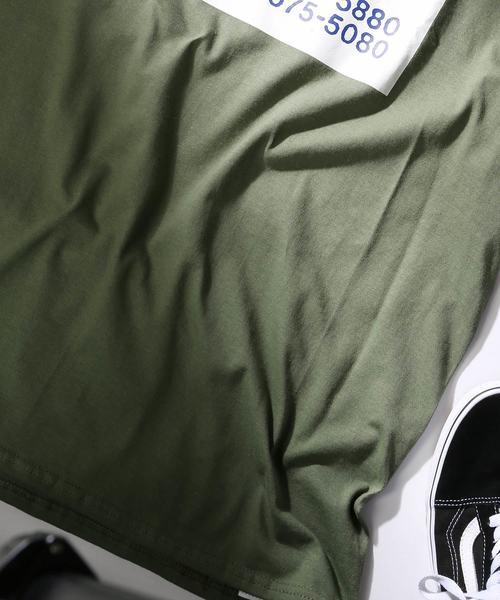 """Warning Company By Chase Stopnik/ウォーニングカンパニー バイ チェイス ストップニック """"China Signboard"""" 半袖 Tシャツ"""
