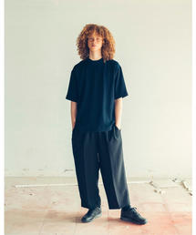 UNITED ARROWS & SONS by DAISUKE OBANA PE EASY WIDE PANTS 19SS†