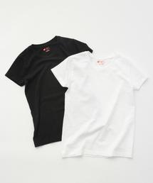 HANES(ヘインズ)のHanes/2パックTEE 816913(Tシャツ/カットソー)