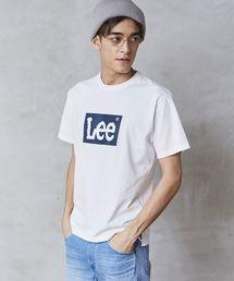 Lee(リー)の【ユニセックス】ボックスロゴ Tシャツ(Tシャツ/カットソー)