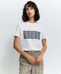 別注<m's braque(エムズ ブラック)>MERCI Tシャツ
