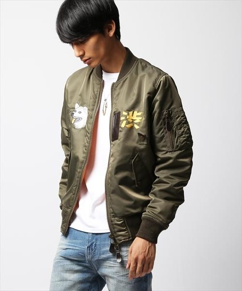 優先配送 【セール】SOUVENIR MA-1(MA-1)|VANQUISH(ヴァンキッシュ)のファッション通販, 【在庫処分大特価!!】:68a954b7 --- blog.buypower.ng