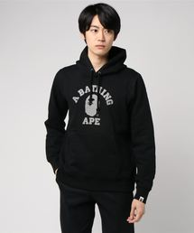 COLLEGE HEAVY WEIGHT PULLOVER HOODIE M(パーカー)