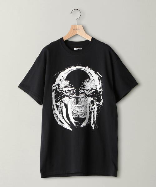 【別注】 <NIPOALOHA> HOKUSAI MANGA T/Tシャツ