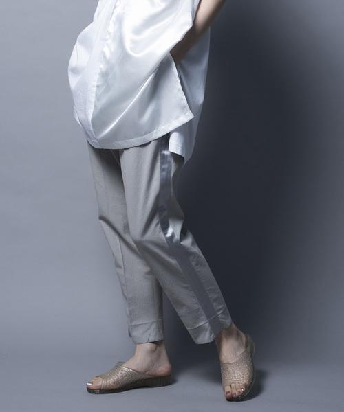 人気デザイナー SIDE SATIN SATIN PT/サイドサテンパンツ(パンツ) mintdesigns(ミントデザインズ)のファッション通販, TIME LOVERS:18b92bef --- 5613dcaibao.eu.org