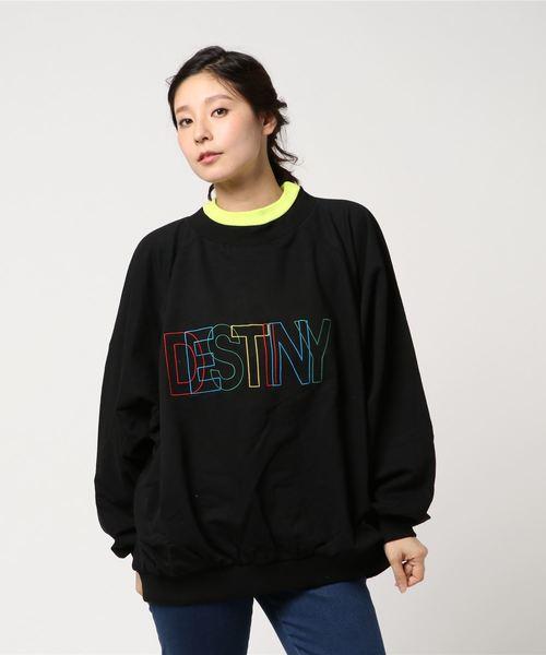 DESTINY リブ配色PO