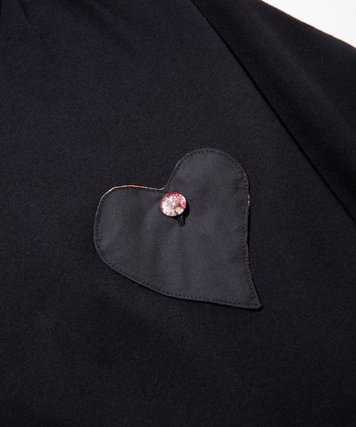 rehacer : Flower Heart Pocket CS MADE IN JAPAN