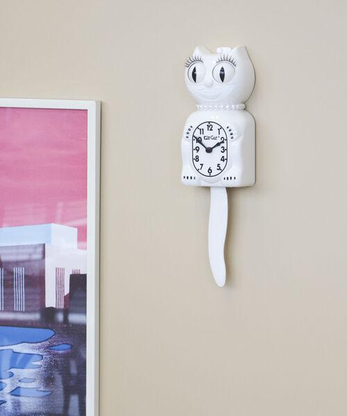 California Clock / Kit-Cat Klock Lady