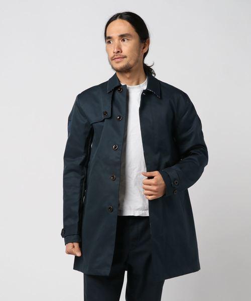 最新の激安 【セール RAIN】EYRE RAIN フラップ フラップ ステンカラーコート(ステンカラーコート)|Pretty Green(プリティーグリーン)のファッション通販, ナンガイムラ:9a19bc6c --- skoda-tmn.ru