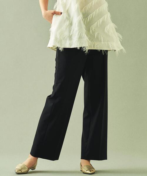 素晴らしい ウーステッドウールトロピカル セミワイドパンツ(パンツ) DES DES PRES(デ・プレ)のファッション通販, 西予市:ee30d31d --- dpu.kalbarprov.go.id