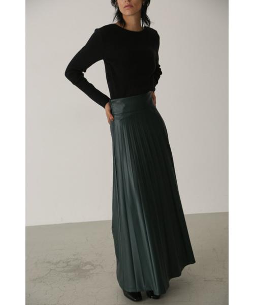 【爆売りセール開催中!】 Pleats long SK(スカート) long|RIM.ARK(リムアーク)のファッション通販, クレールオンラインショップ:793eef42 --- 5613dcaibao.eu.org