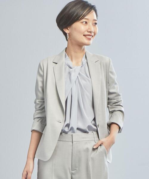 【WORK TRIP OUTFITS】◆WTO D SHARK テーラードジャケット