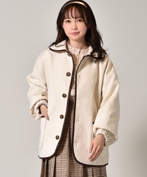 パイピングジャケットオフホワイト