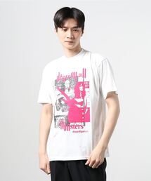 DESTROY ALL MONSTERS/DOPPELGANGER Tシャツホワイト
