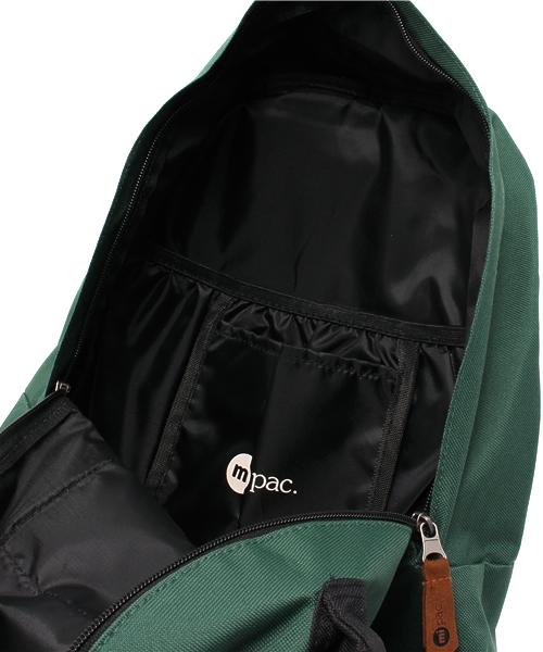mi-pac【マイパック】Two Tone Backpack