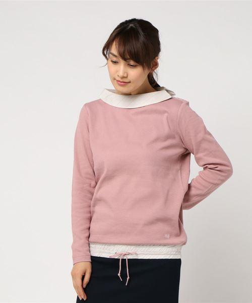 最大80%オフ! 【セール】ロールカラーカットソー(Tシャツ/カットソー) セール,SALE,McGREGOR|McGREGOR(マックレガー)のファッション通販, びんご屋:aaff6fc0 --- svarogday.com