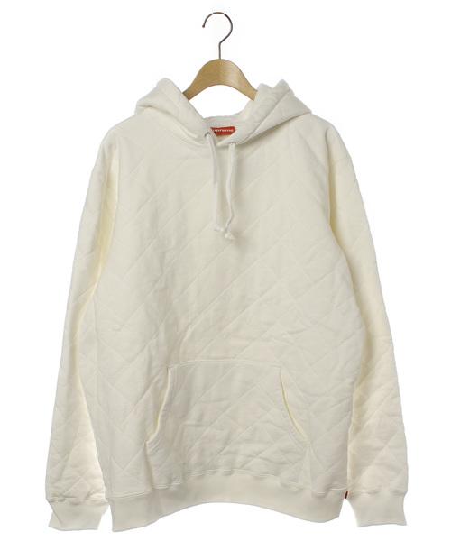 円高還元 【ブランド古着】Quilted Hooded Sweatshirt プルオーバーパーカー(パーカー)|Supreme(シュプリーム)のファッション通販 Hooded - USED, ミヤコノジョウシ:711419de --- dpu.kalbarprov.go.id