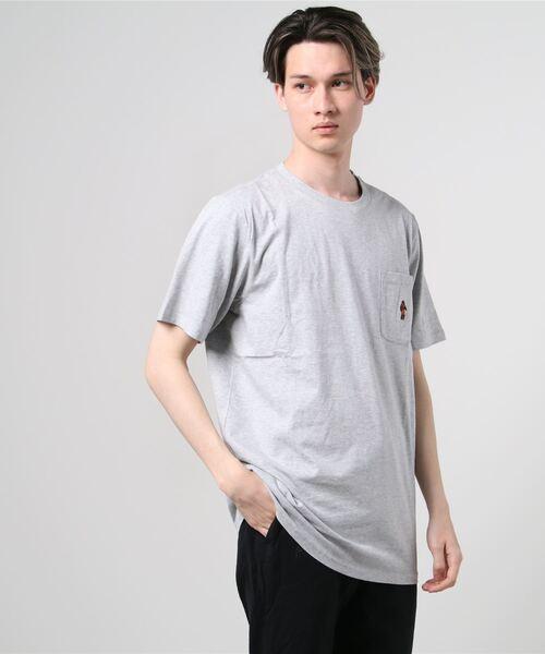 【Mountain Hardwear】アブソルートゼロショートスリーブポケットT