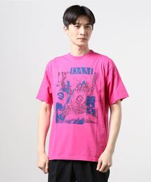 DESTROY ALL MONSTERS/MONSTER MADNESS Tシャツピンク